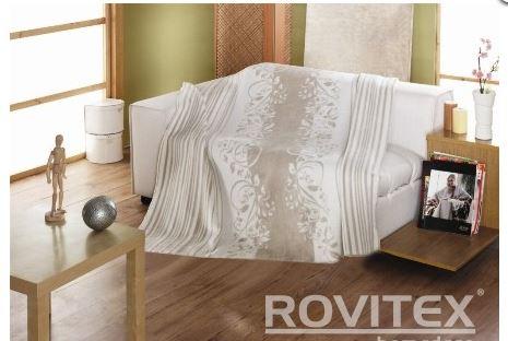 Rovitex Deka Softly 110 béžová 150 x 200cm