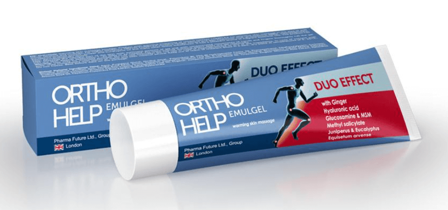 Pharma Future ORTHO HELP Masážní gel Duo Effect 175 ml