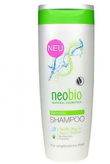 Neobio Šampon Sensitiv Bio Aloe Vera 250 ml
