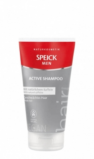 Speick Men Active Šampon s kofeinem z guarany 150ml