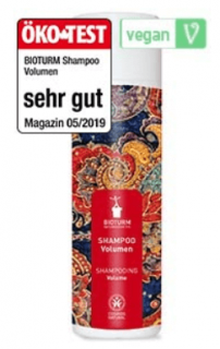 Bioturm Šampon Volume Nr. 104 200 ml