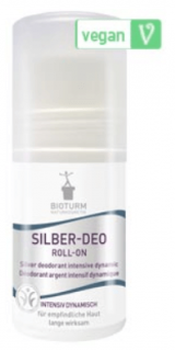 Bioturm Silber-Deo Roll-on INTENSIV DINAMIC 50 ml