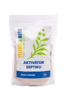 Yellow & Blue Aktivátor septiku 500 g