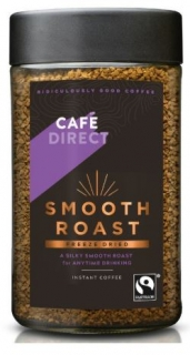 Cafédirect Smooth Roast instantní Bio káva 100g