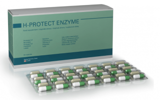 Pharma Future H Protect Enzyme 84 kapslí