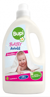 Bupi Baby aviváž Sensitive 1,5 l