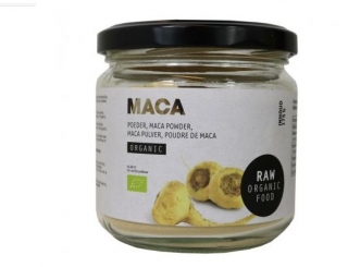 Maca prášek bio Raw Superfood 175g