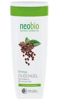 Neobio Energy sprchový gel 250 ml